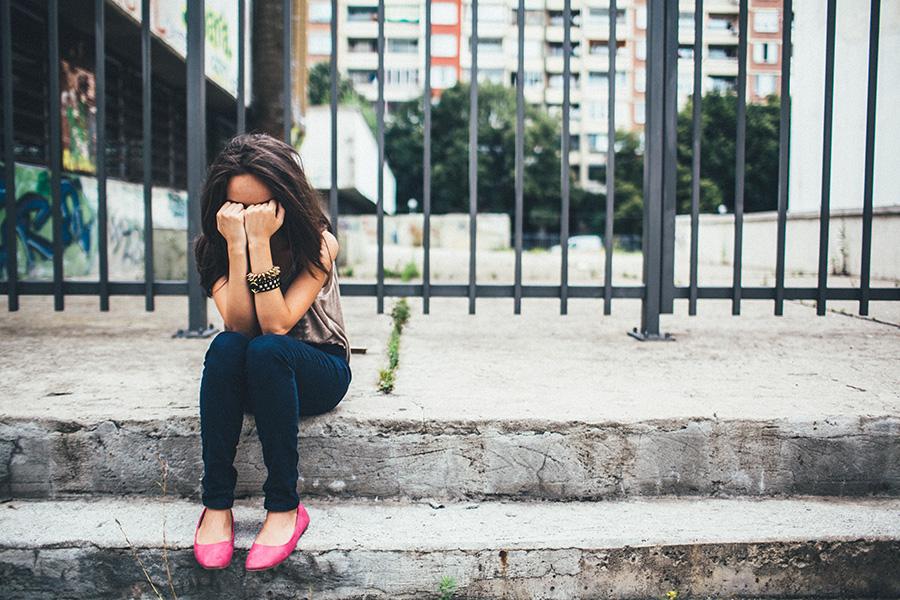 Schwierigkeiten und Unterstützung im sozialen Umfeld